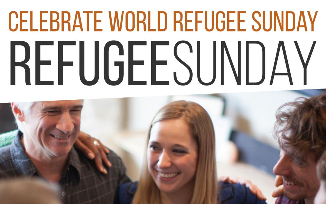 Refugee Sunday dieses Jahr im EMC